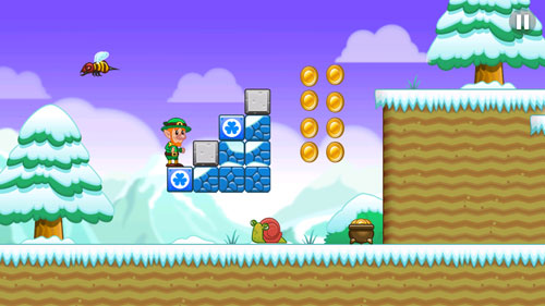 Tải Game Lep's World Cho Android iPhone - Thế Giới Của Lep