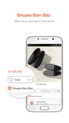 Tải Shopee - Ứng Dụng Mua Bán Trên Di Động Tốt Nhất