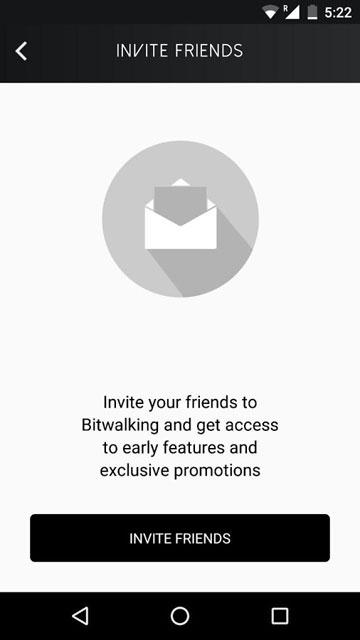 Tải Bitwalking - Ứng Dụng Kiếm Tiền Từ Đi Bộ Cho Điện Thoại