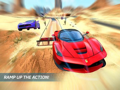 Tải Game Asphalt Nitro Cho Android - Game Asphalt Nitro APK