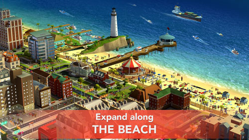Tải Game SimCity BuildIt - Game SimCity BuildIt Cho Android, iPhone