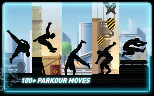 Tải Game Vector - Game Nhảy Parkour Cho Android, iPhone Hay Nhất