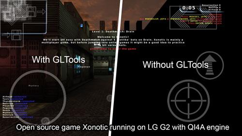 Tải GL Tools 1.99 APK - Phần Mềm Tối Ưu Đồ Họa Game Trên Android