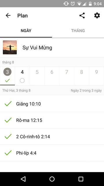 Tải Phần Mềm Đọc Kinh Thánh Cho Android - Kinh Thánh APK