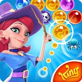 Tải Game Bubble Witch 2 Saga - Game Phù Thủy Bong Bóng 2