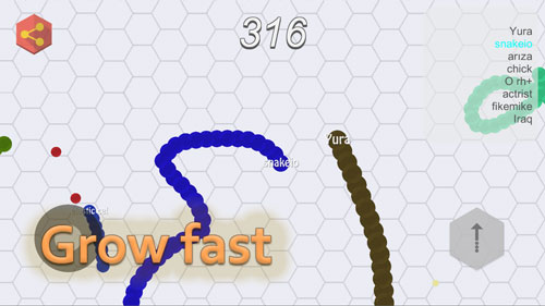 Tải Game Snake.io Cho Android iPhone Miễn Phí