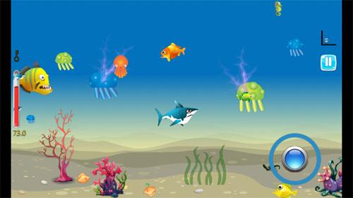 Tải Game Shark Journey Cho Android iPhone - Game Cá Mập Phiêu Lưu Ký