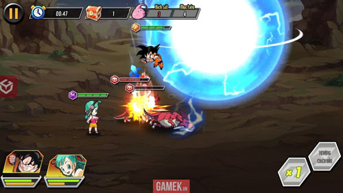 Tải Game 7 Viên Ngọc Rồng - Lưỡng Long Nhất Thể Cho Android iPhone