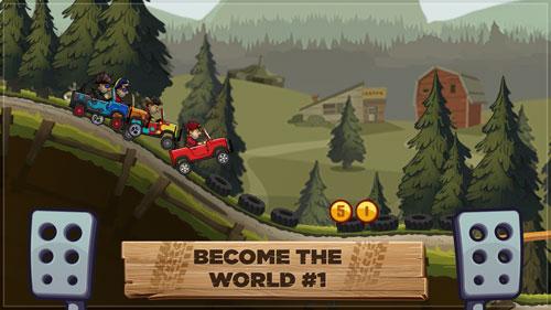 Tải Game Hill Climb Racing 2 - Game Đua Xe Leo Đồi 2