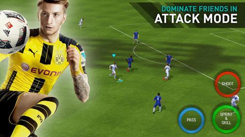 Tải Game FIFA Mobile Football - Game Bóng Đá FIFA Cho Android iPhone
