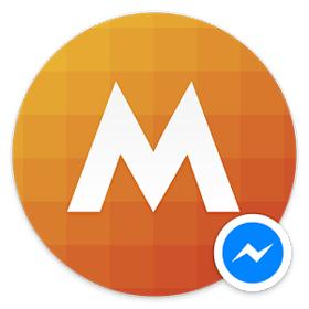 Tải Mauf - Ứng Dụng Đổi Màu Facebook Messenger Chat Cho Android