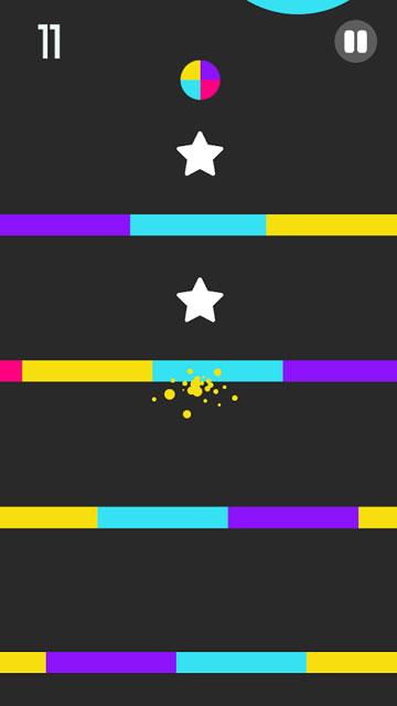 Tải Game Color Switch - Game Tâng Bóng Đổi Màu Cho Điện Thoại