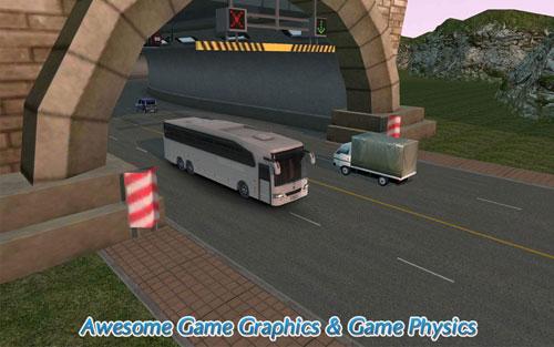 Tải Game Liberty City Bus Tour - Mô Phỏng Lái Xe Bus Mobile