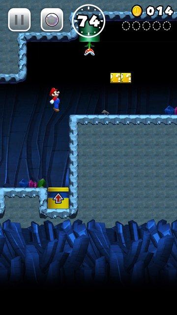 Tải Game Super Mario Run - Nấm Lùn Mario Phiêu Lưu Cứu Công Chúa