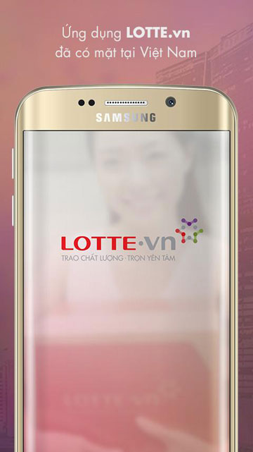 Tải LOTTE cho Android iPhone - Ứng Dụng Mua Sắm Lotte