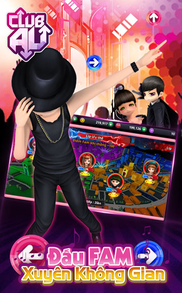 Tải Game Club Audition - Game Nhảy Au Cho Điện Thoại Android iPhone
