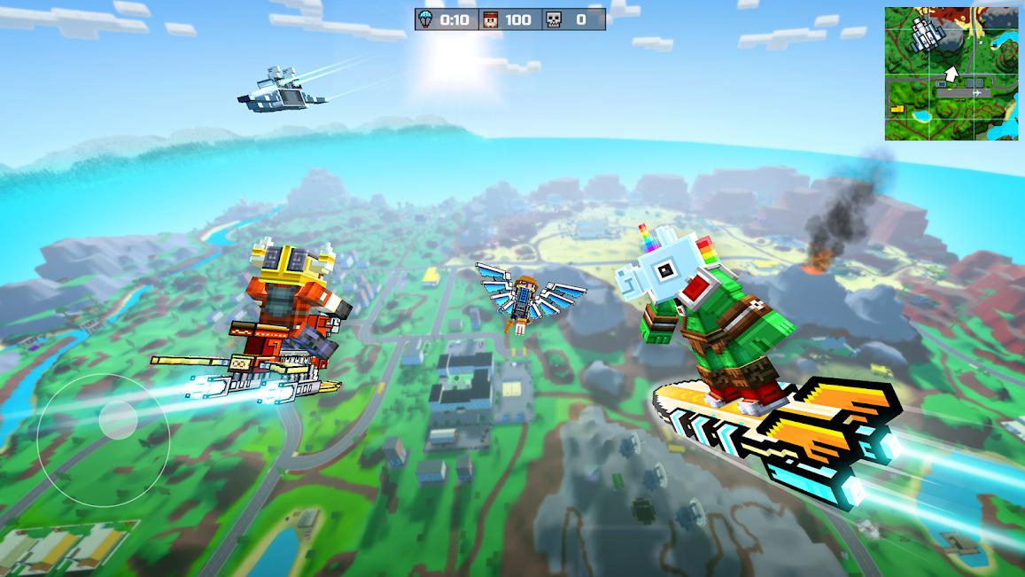 Tải Game Pixel Gun 3D - Game Bắn Súng Sinh Tồn Pixel 3D