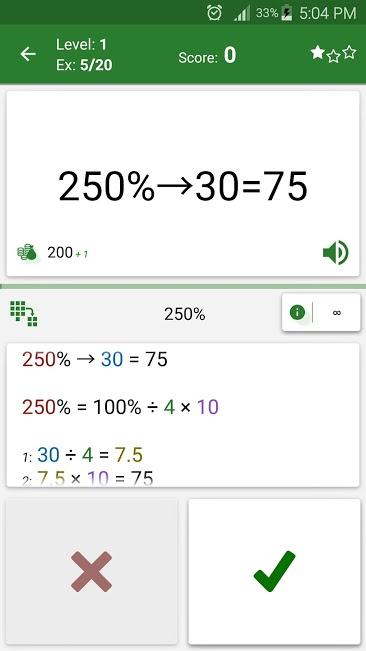 Tải Ứng Dụng Math Tricks - Ứng Dụng Mẹo Toán Học