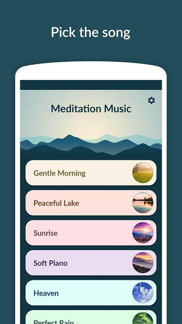 Top 5 Ứng Dụng Nghe Nhạc Thiền Yoga Cho Android Tốt Nhất
