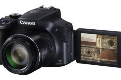 Top 10 máy ảnh compact tốt nhất năm 2015 (Phần cuối)