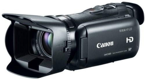 Top 10 máy quay HD nổi bật đầu năm 2020