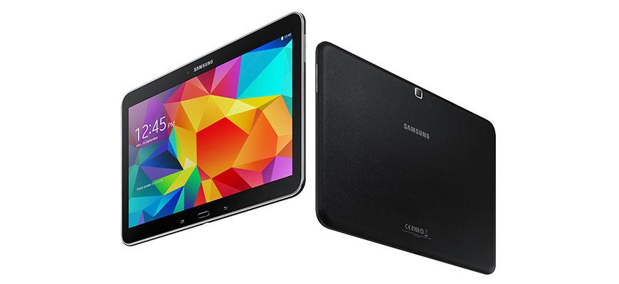 Chi tiết về chiếc máy tính bảng màn hình 10 inch của Samsung