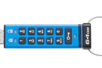 Chiếc USB an toàn nhất thế giới đã ra đời