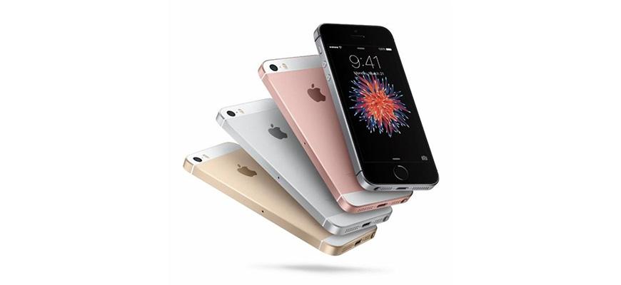 "iPhone se: Chiếc 5s mang phần ""hồn"" 6s"