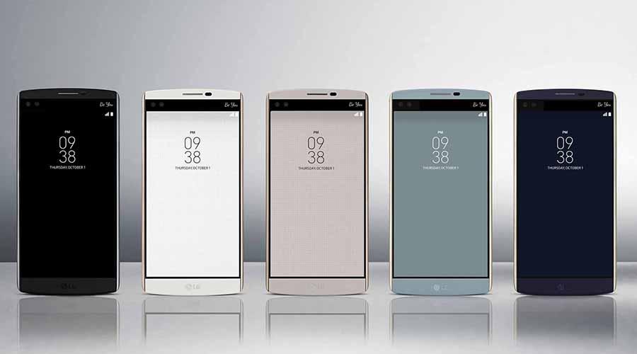 LG V20 chính thức ra mắt chạy Android Nougat 7.0 3