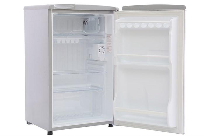 Tủ lạnh mini với thiết kế đơn giản, nhỏ gọn