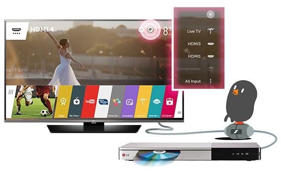 Giá các loại tivi LG ở ở tầm trung, phù hợp với túi tiền của nhiều người