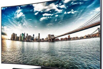Nên mua Tivi màn hình cong loại nào của Samsung hay Sony?