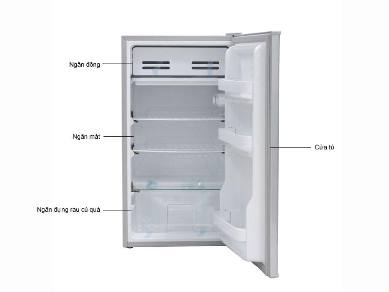 Top 4 tủ lạnh sinh viên tốt nhất dung tích dưới 100L