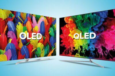 So sánh Tivi OLED và QLED tính năng, công nghệ, giá cả