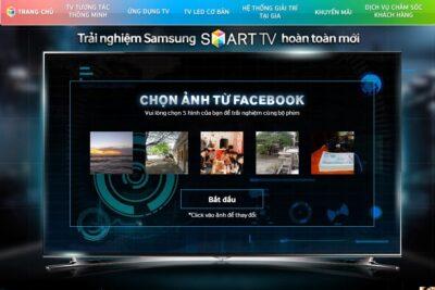 Cách kết nối Wifi cho smart tivi Samsung đơn giản nhất