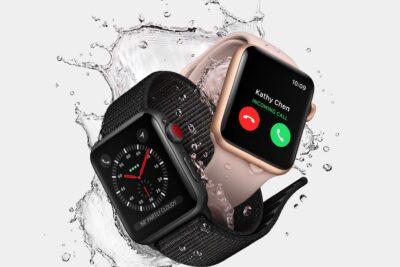 Các loại đồng hồ thông minh chống nước tốt nhất 2020