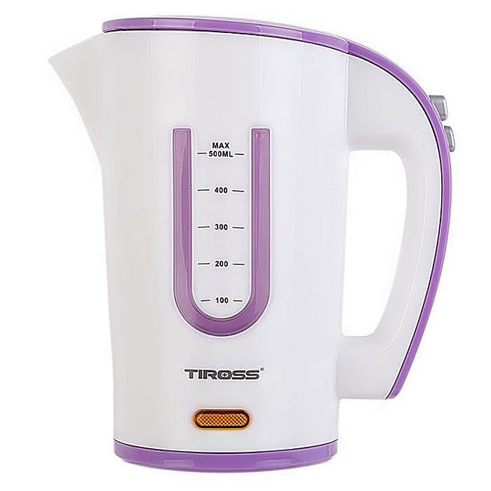 Đánh giá ấm siêu tốc du lịch Tiross và Kenwood 0.5 lít mua loại nào