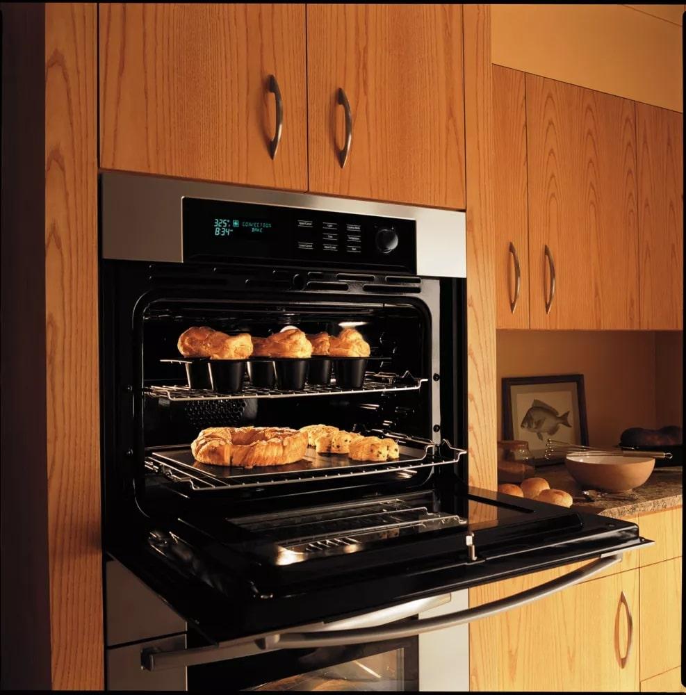 Lò nướng âm tủ giúp nhà bếp thêm sang trọng