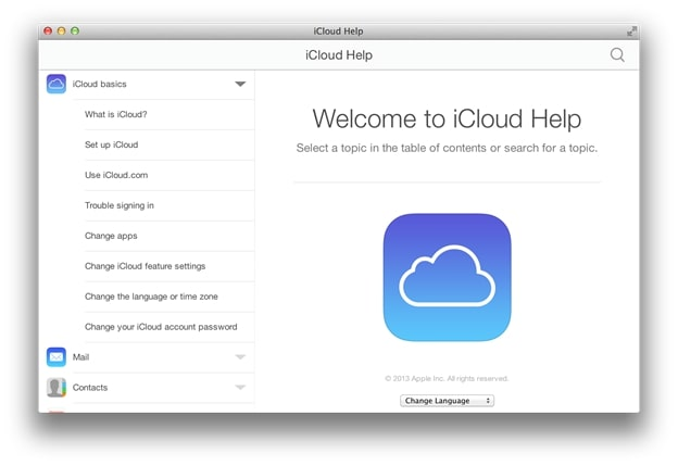 Truy cập vào iCloud để tiến hành mở khóa