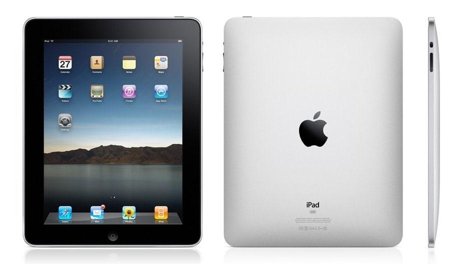 iPad đời đầu 2010