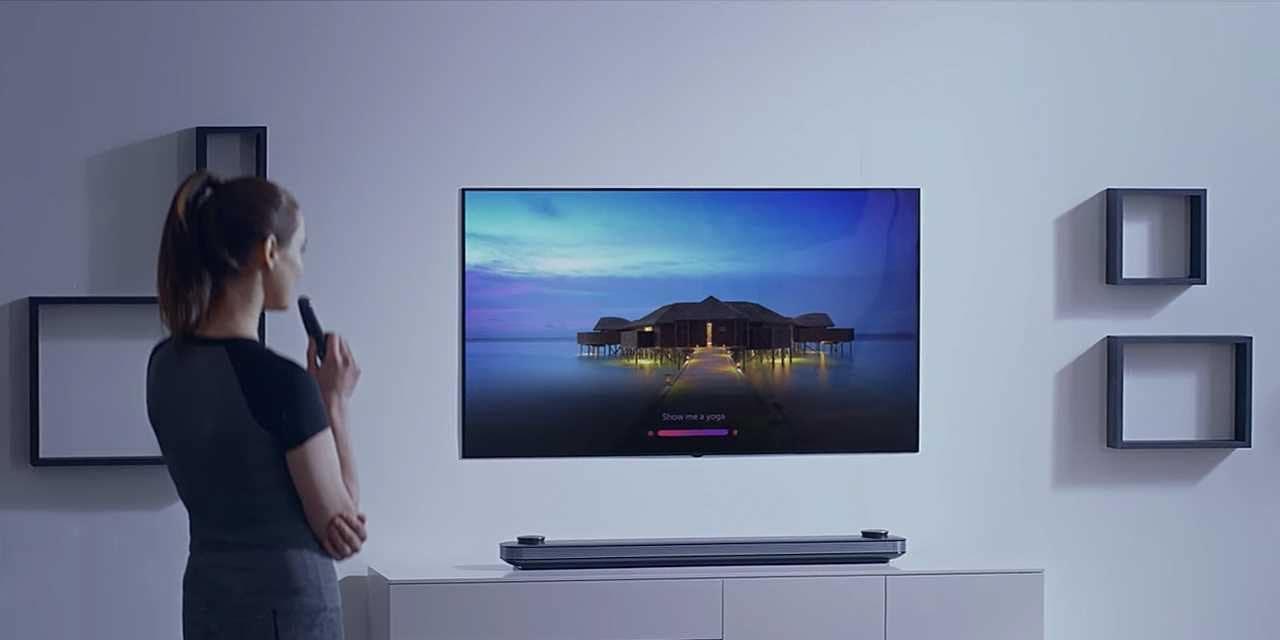 Tivi LG OLED W8 tích hợp nhiều công nghệ tiên tiến
