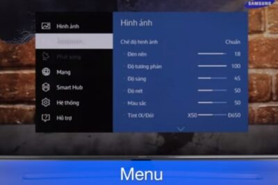 Hướng dẫn sử dụng Smart TV Samsung bằng Smart Hub mới nhất 2020