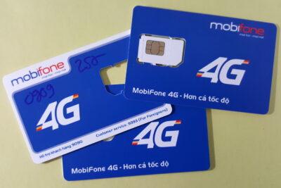Cách kiểm tra dung lượng sim 4G mạng Viettel, Mobifone, Vinaphone