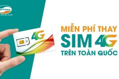 2 cách đăng ký mạng 4G Viettel qua tổng đài 098 và app My Viettel
