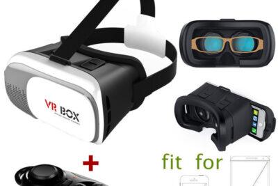 Hướng dẫn sử dụng VR Box xem phim 3D trên điện thoại