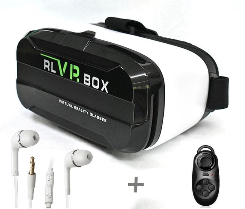 Trọn bộ kính VR box RL 2