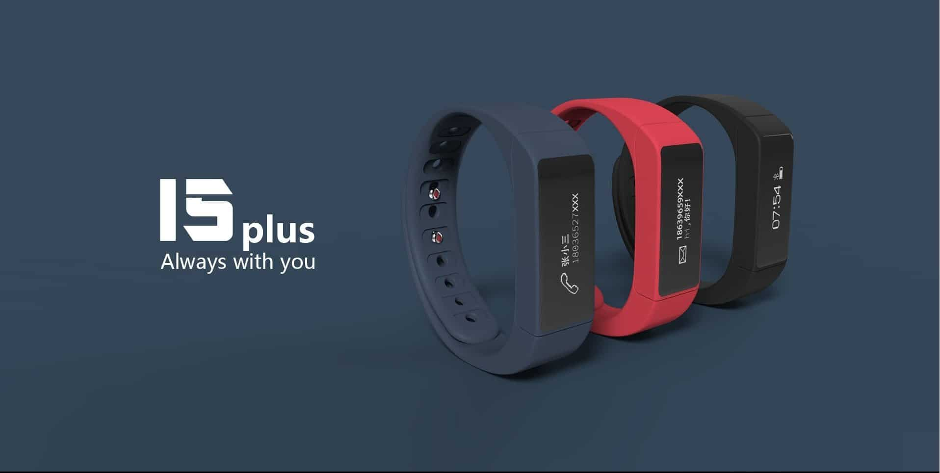 Vòng đeo thông minh I5 Plus