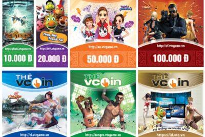 10 cách mua thẻ VTC online chiết khấu cao nạp Vcoin thanh toán nhanh