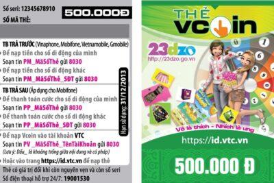 Thẻ VTC là gì? Chơi game nào và 5 cách mua Vcoin nạp tiền giá rẻ