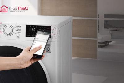 Hướng dẫn cách sử dụng máy giặt LG 8kg FC1408S4W2 chi tiết nhất